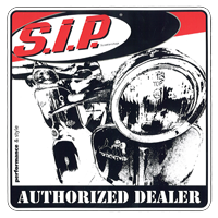 SIP Scootershop Authorized Dealer